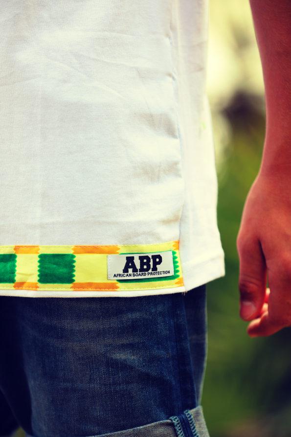 ABP tshirt ethnique poche zoom 2017