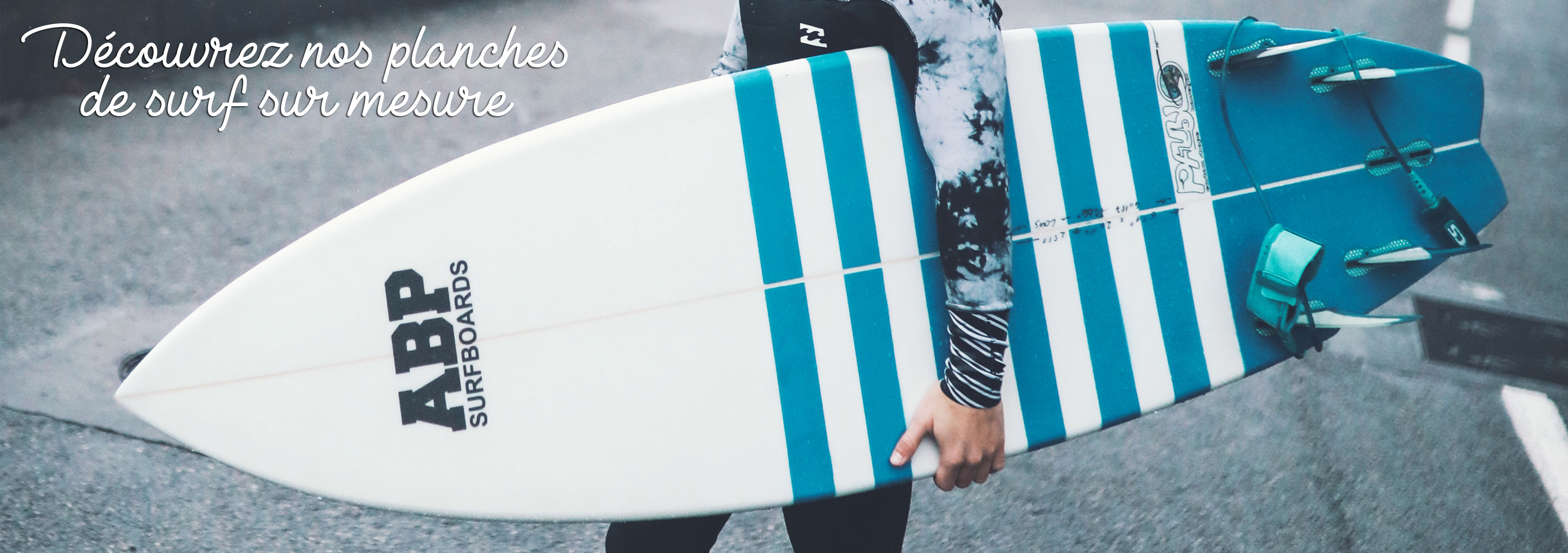 ABP surf sur mesure shape surfboards handmade