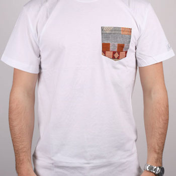 | 2019 | T-shirt poche motifs ethniques ABP
